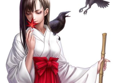 SHINTO AND ANIME By Rev. Lawrence KoichiBarrish