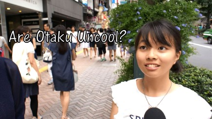 Are Otaku (Nerds) Uncool? (Japanese Interview)