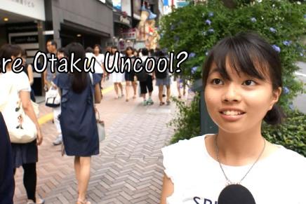 Are Otaku (Nerds) Uncool? (JapaneseInterview)