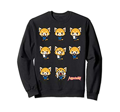 Aggretsuko Current Mood Sweatshirt
