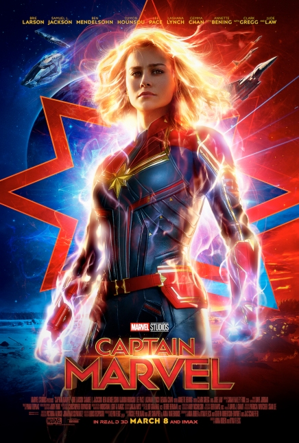 Captain Marvel Trailer 2 Drop