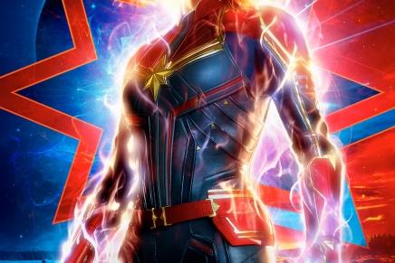 Captain Marvel Trailer 2Drop