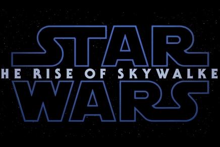 Star Wars IX: Rise ofSkywalker